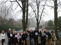 World's Shortest Fun Run In Aid Of We Love Lichfield