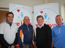 £5,500 raised at Golf Day for charity