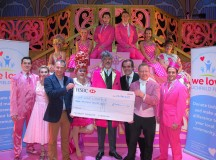 Garrick Panto Cinderella Raises £3K
