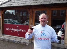 Wine Merchants Pledge Support For We Love Lichfield