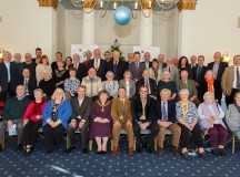 We love Lichfield cheque presentations 2015