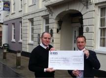 The George Hotel Raises £750