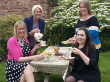 Lichfield Cathedral School Afternoon Tea