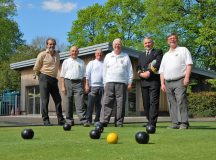 Bowling Club launch special fund raising event