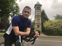 160 miles, 1 bike, 1 day…all for We Love Lichfield