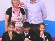 Big Breakfast At Lichfield Cathedral School
